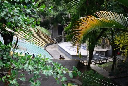 Parque Centenario in Ibagué, Tolima, Colombia