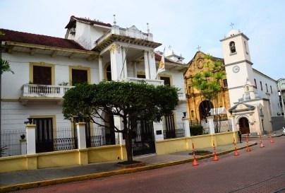 Casa de la Municipalidad in Casco Viejo, Panama City