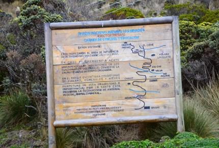 Sector Brisas at Los Nevados National Park in Colombia