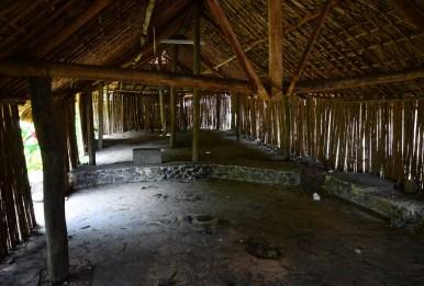 Indigenous village at Mi Pueblito in Panama City
