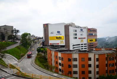Fundadores Mall in Manizales, Caldas, Colombia