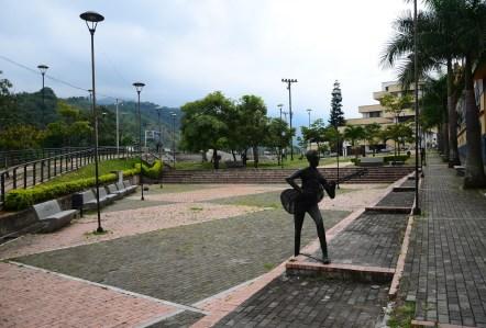 Parque de la Música in Ibagué, Tolima, Colombia