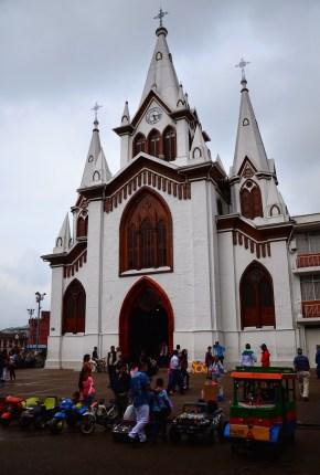Iglesia de la Inmaculada Concepción in Manizales, Caldas, Colombia