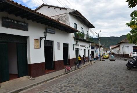 Casa de la Cultura in Guaduas, Cundinamarca, Colombia