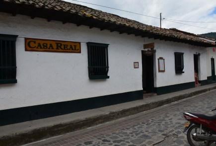 Casa Real in Guaduas, Cundinamarca, Colombia