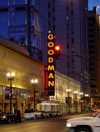 Goodman Theatre in Chicago