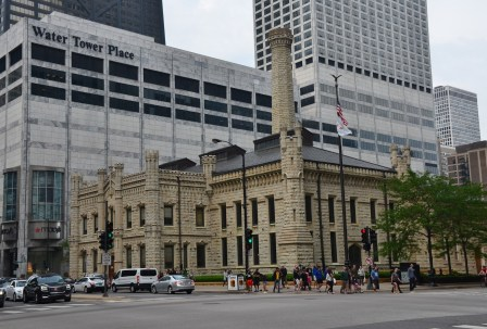 Pumping Station in Chicago