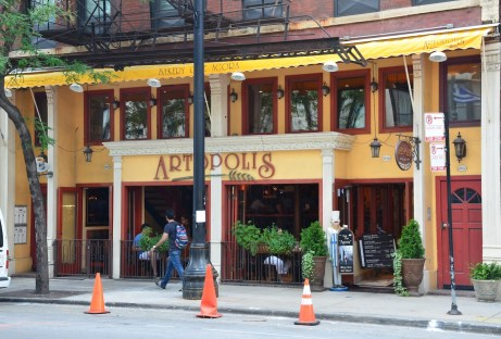 Artopolis Bakery and Café in Greektown Chicago