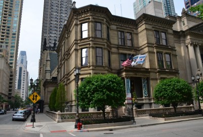 Nickerson House (Driehaus Museum) in Chicago, Illinois