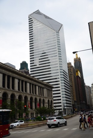 Crain Communications Building in Chicago
