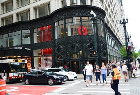 Carson Pirie Scott (Target) in Chicago