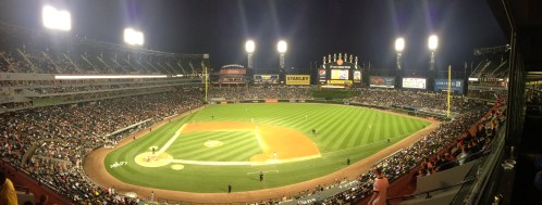 Guaranteed Rate Field in Chicago, Illinois