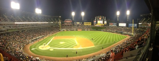 US Cellular Field in Chicago