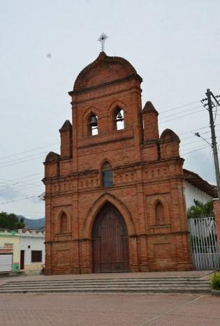 La Ermita in Roldanillo Colombia Valle del Cauca