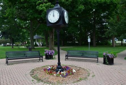 Thomas Centennial Park in Chesterton, Indiana