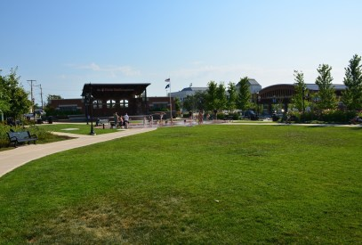 Park in Valparaiso, Indiana