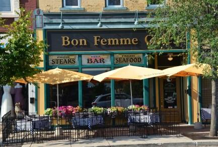 Bon Femme Café in Valparaiso, Indiana