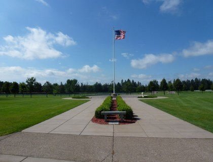 Minnesota State Veterans Cemetery at Camp Ripley