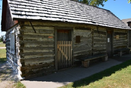 Fort McPherson at Lincoln Country Historical Museum in North Platte Nebraska