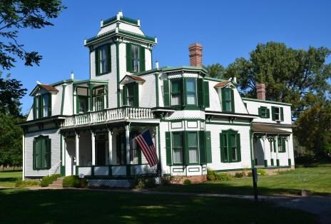 Scout's Rest Ranch in North Platte Nebraska
