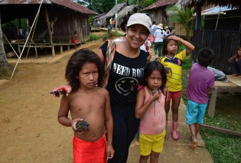 Yagua Indigenous Community Amazonas Colombia