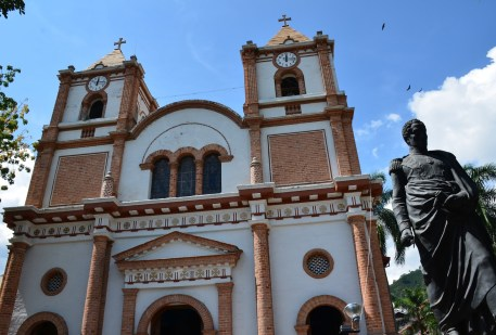 Ciudad Bolívar church Antioquia Colombia