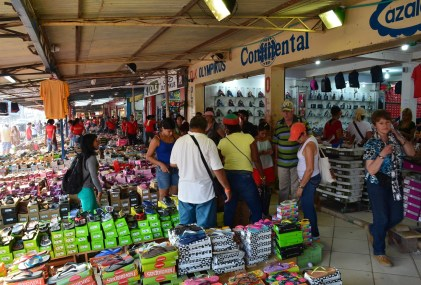 Flip Flop shops in Tabatinga, Brazil