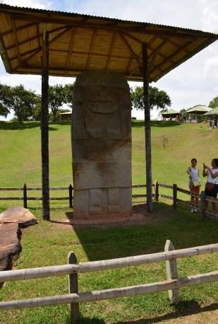Alto de los Idolos San Agustín Huila Colombia