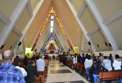 Catedral de la Inmaculada Concepción in Armenia