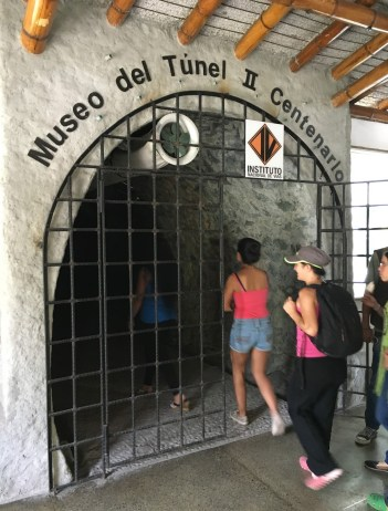Tunnel Museum at Quindío Botanical Garden