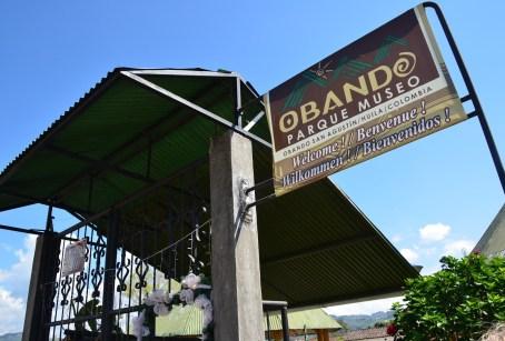 Obando Museum in Huila Colombia San Agustín