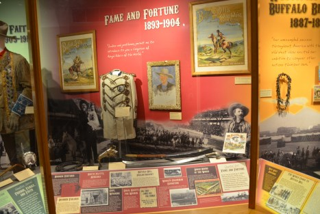 Buffalo Bill Museum on Lookout Mountain