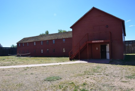 Workshop at Wyoming Territorial Prison State Historic Site in Laramie