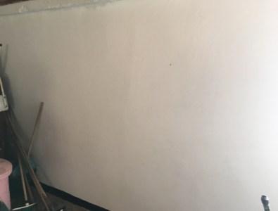 Wall - After at Andrés Escobar School in Belén de Umbría, Risaralda, Colombia