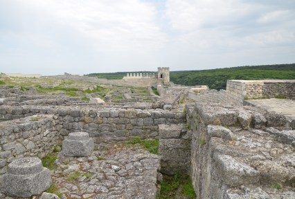 Shumen Fortress in Bulgaria
