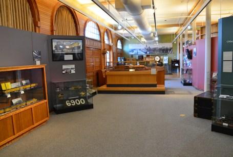 Cheyenne Depot Museum in Wyoming