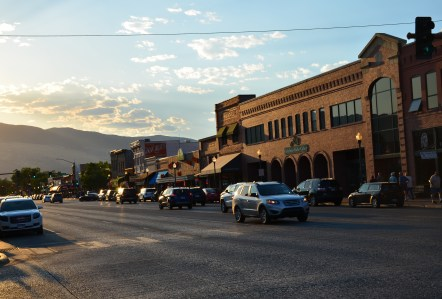 Sheridan Avenue, Cody, Wyoming