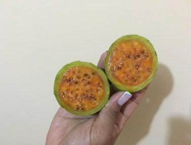 Higo Fruit in Colombia