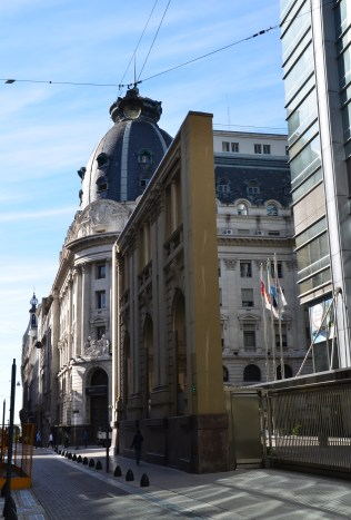 Torre Galicia Central in Buenos Aires, Argentina