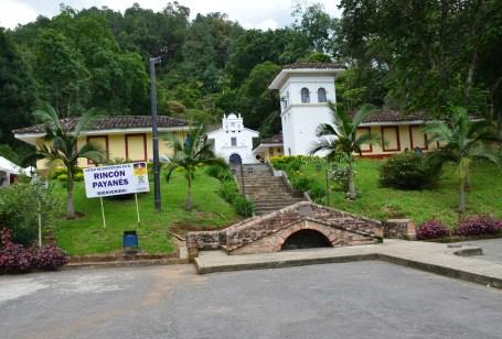 Rincón Payanés in Popayán, Cauca, Colombia
