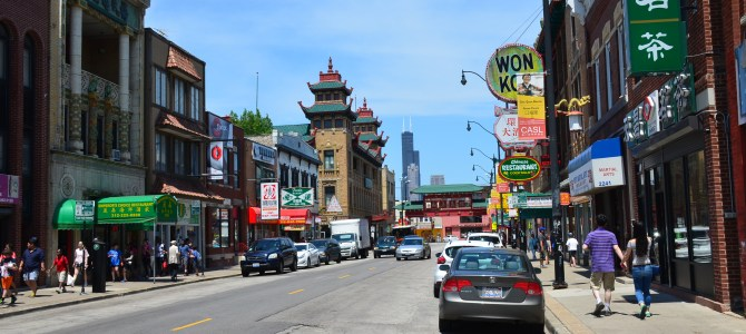 Chicago's Chinatown