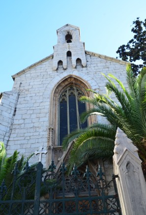 St. Paul's Anglican Church in Athens, Greece
