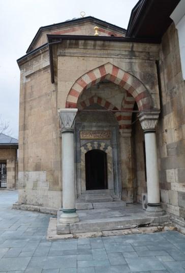 Hürrem Paşa Türbesi at the Mevlâna Müzesi in Konya, Turkey