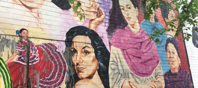Murals in Pilsen