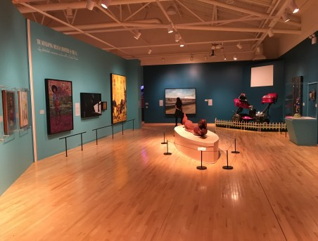 National Museum of Mexican Art in Pilsen, Chicago, Illinois