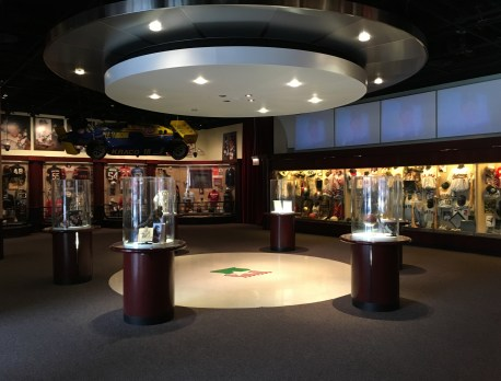 National Italian American Sports Hall of Fame in Chicago, Illinois