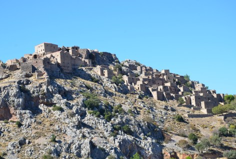Anavatos, Chios, Greece