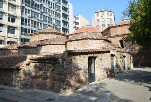 Yahudi Hamamı in Thessaloniki, Greece