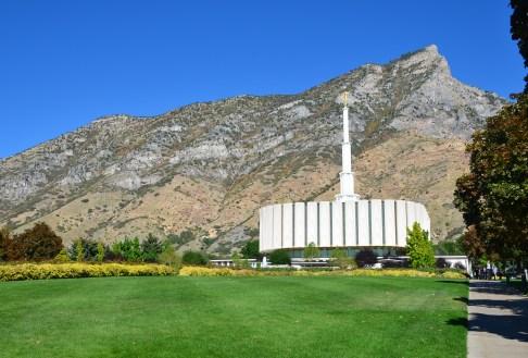 Provo Utah Temple in Provo, Utah