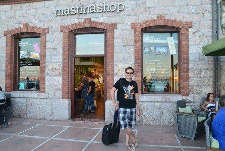Mastiha Shop in Chora, Chios, Greece